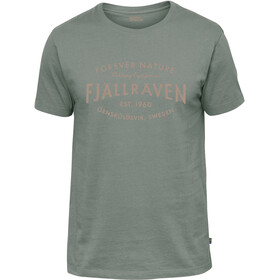 Fjällräven Est. 1960 T-Shirt Men Sage Green